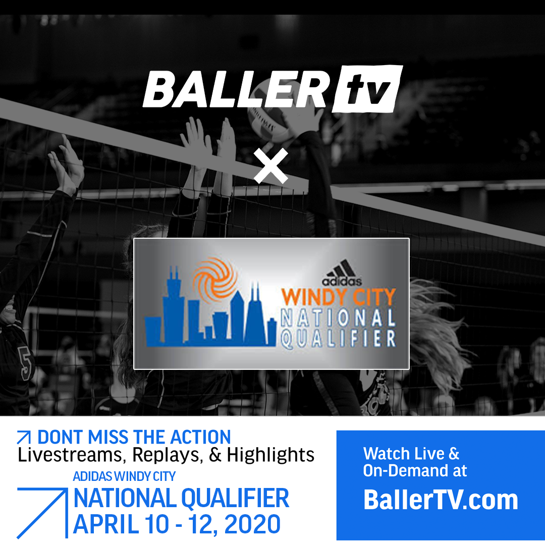 (3409)Adidas Windy City National Qualifier - Poster
